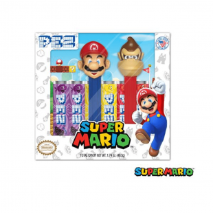 Coffret PEZ Super Mario