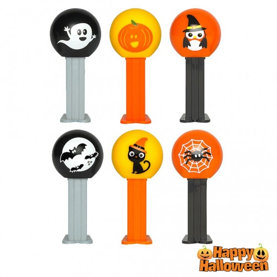 Pez Halloween Party Pack USA