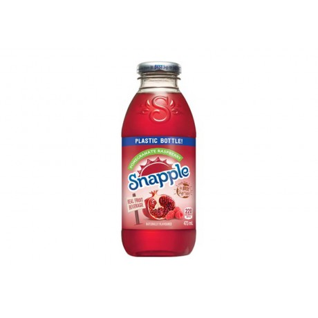 Snapple Pomegranate Raspberry