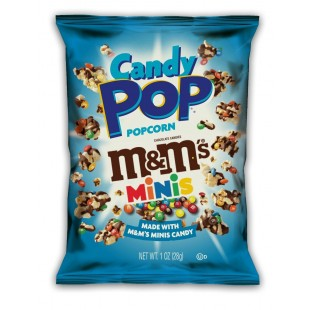 Candy Pop Mini M&M's
