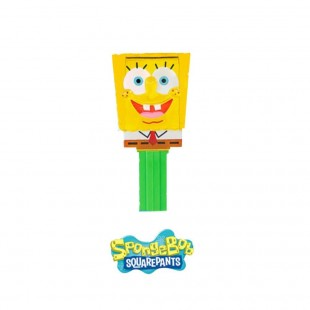 Pez US Bob L'Eponge Crystal Clear - SquarePants