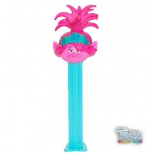 Pez US Queen Poppy - Troll 2 World Tour