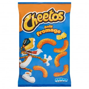 Cheetos Gout Fromage