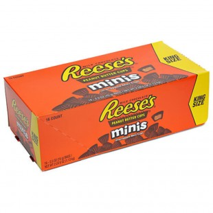Reese's Peanut Butter Cups Miniatures King Size Pack