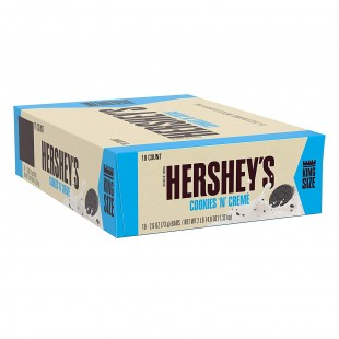 Hershey's Cookies & Creme King Size Pack