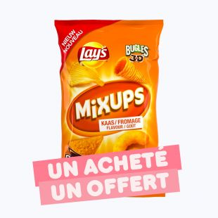 Lay's Mixups Fromage