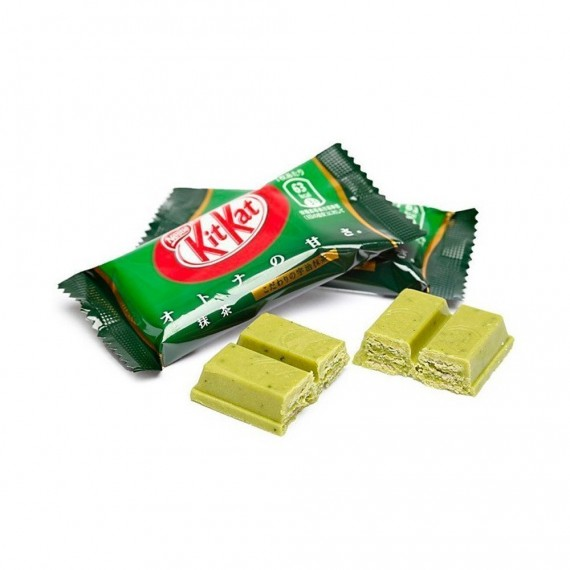 Kit Kat Mini Matcha Intense Japan 128g