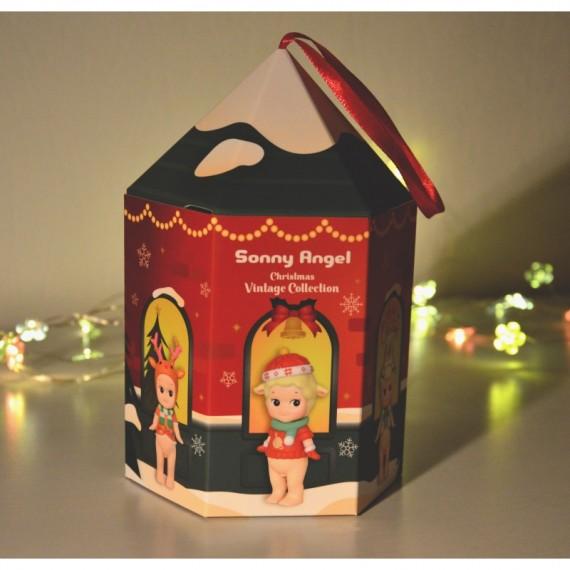 Coffret vintage Christmas Sonny Angel