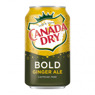 Canada Dry Bold Ginger Ale