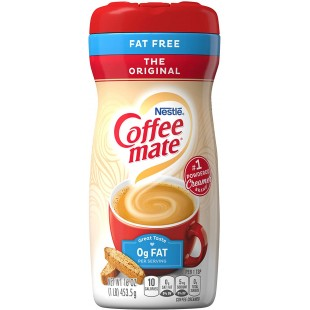 Coffee Mate Original Fat Free