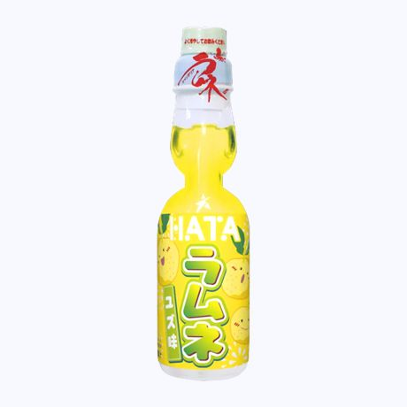 Ramune Drink Yuzu
