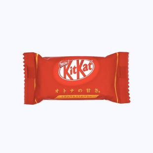 Kit Kat Mini Fraise Japan