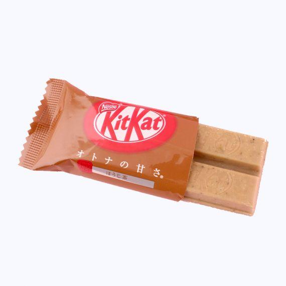 Kit Kat Mini hojicha Rosted Tea Japan
