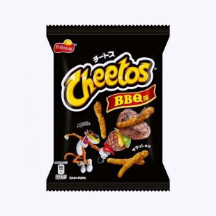 Cheetos BBQ Japan