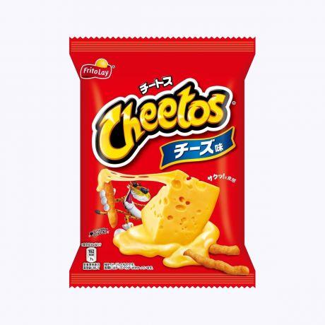 Cheetos Cheese Japan