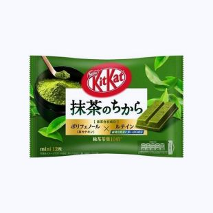 Kit Kat Mini Matcha Intense Japan 128g