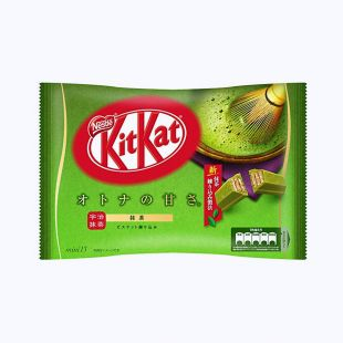 Kit Kat Mini Matcha Japan 146g