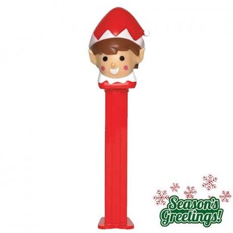 Pez US Elf Rouge - Noël
