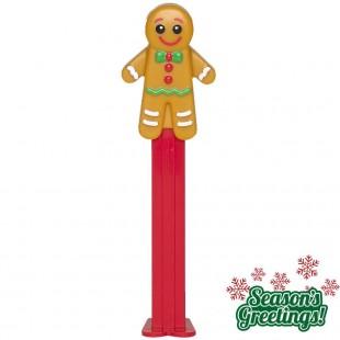 Pez US Gingerbread Man - Noël