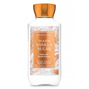 Warm Vanilla Sugar Body Lotion