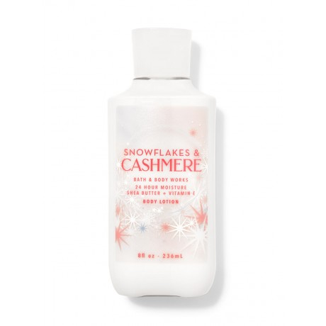 Bath & Body Works Snowflakes & Cashmere Body Lotion