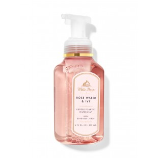 Rose Water & Ivy Bath & Body Works Savon doux moussant