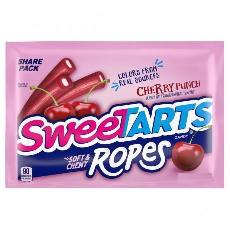 Wonka SweeTarts Soft & Chewy Rope Cherry