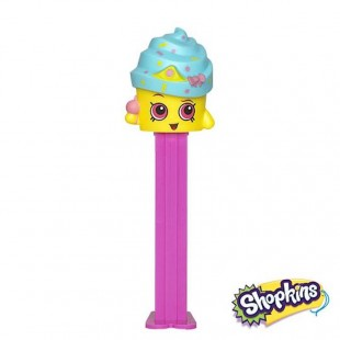 Pez US Cupcake Queen - Shopkins