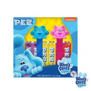 Coffret PEZ Blue et ses Amis