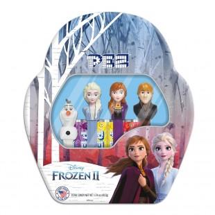 Coffret PEZ Frozen 2 - Boite Métal Collector