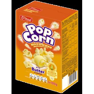 Popcorn Beurre Micro-Ondes Pisto