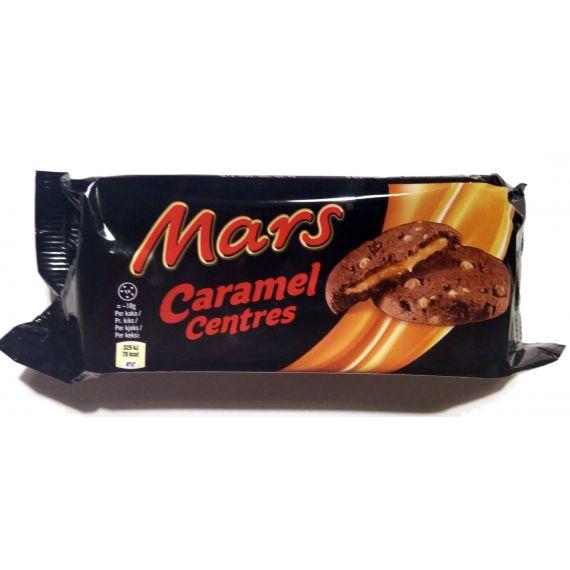 Mars Cookies Caramel Center
