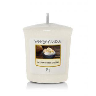 Coconut Rice Cream Votive