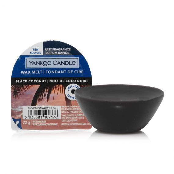 Black Coconut Fondant de Cire