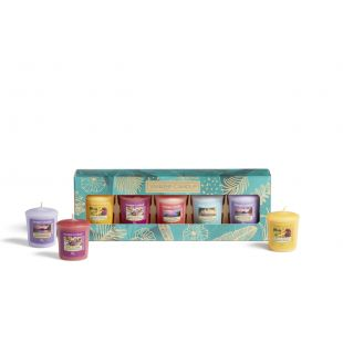 Coffret 5 Votives The Last Paradise