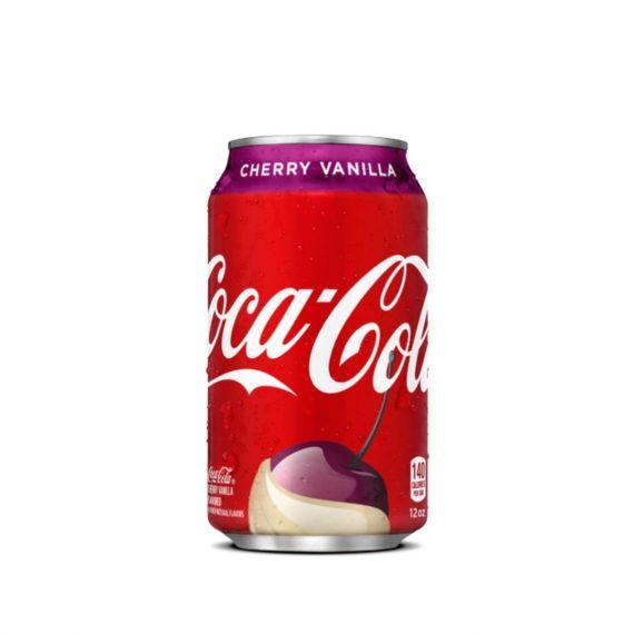 Coca Cola Cherry Vanilla US