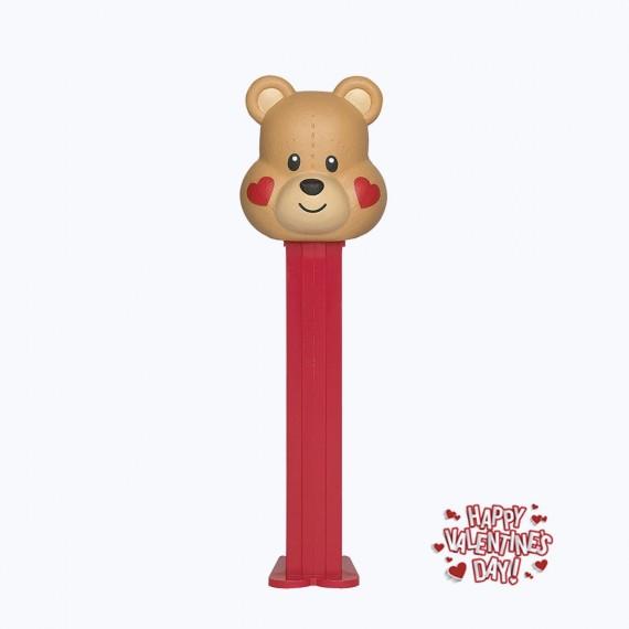 Pez US Valentine Day - Love Bear