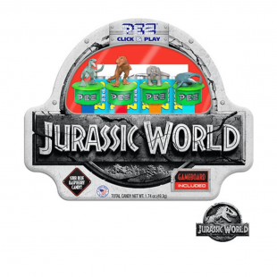 Coffret PEZ Jurassic World Import USA