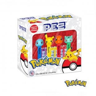 Coffret PEZ 4 Pokemon