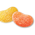 Jelly Belly Chewy Candy Sour Lemon Orange