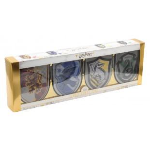 Harry Potter Crest House Tins 4 Pack
