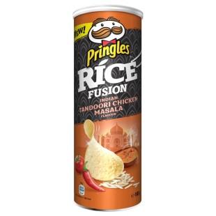 Pringles Rice Fusion Indian Chicken Tikka Masala