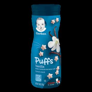 Gerber Puffs Vanilla