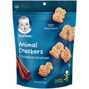 Gerber Animal Crackers