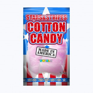 Stars & Stripes Cotton Candy