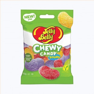 Jelly Belly Chewy Candy Sours Assorted