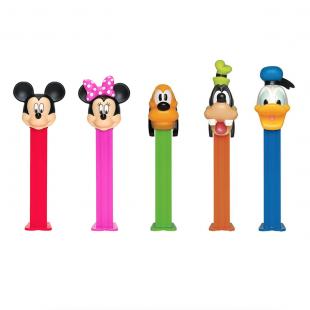 Pez Mickey & Friends