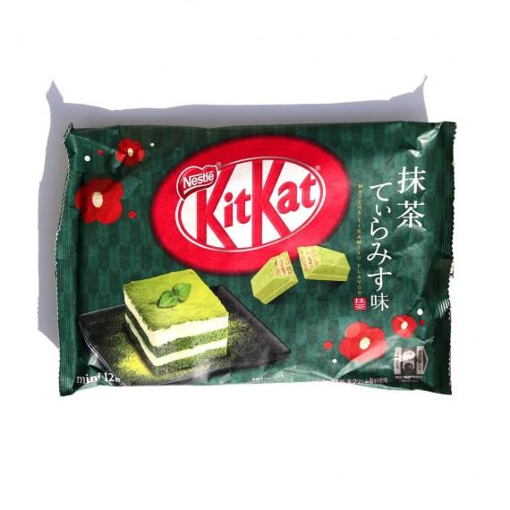Kit Kat Japan Tiramisu Matcha