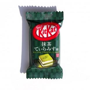 Kit Kat Mini Japan Tiramisu Matcha