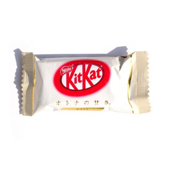 Kit Kat Mini Fiyantinu Winter White - Yummy Mix